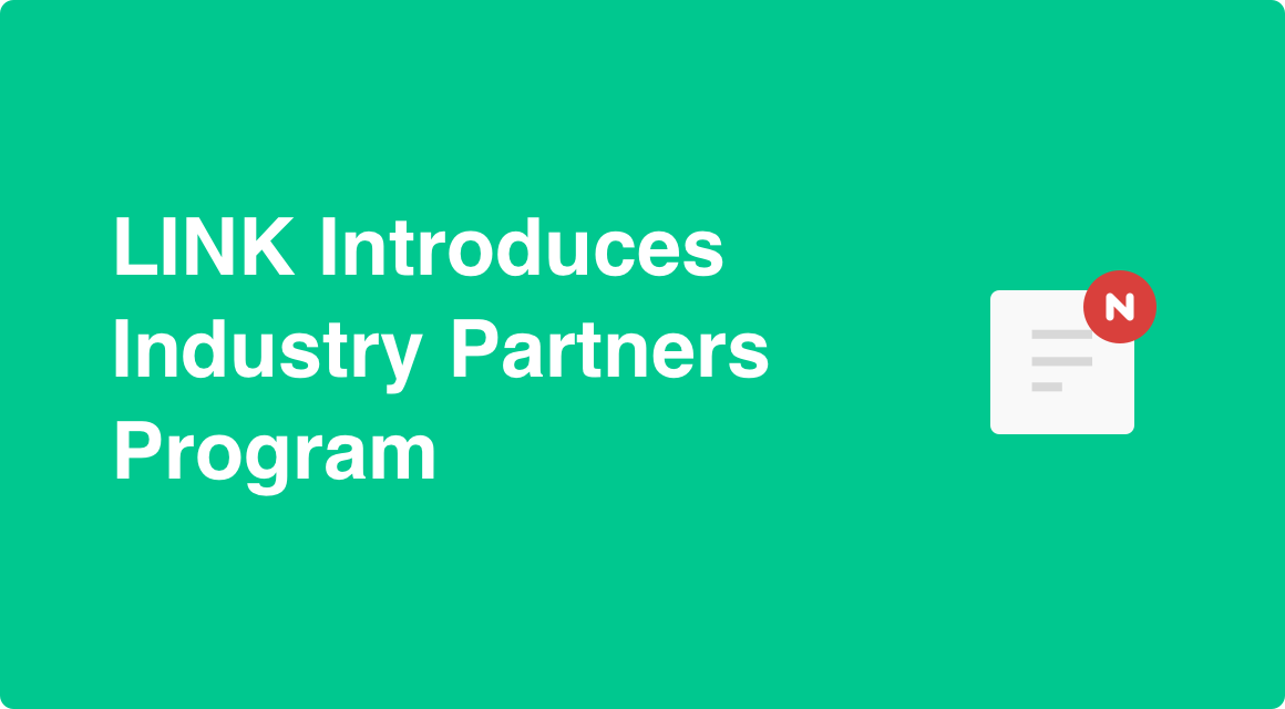 LINK Introduces Industry Partners Program